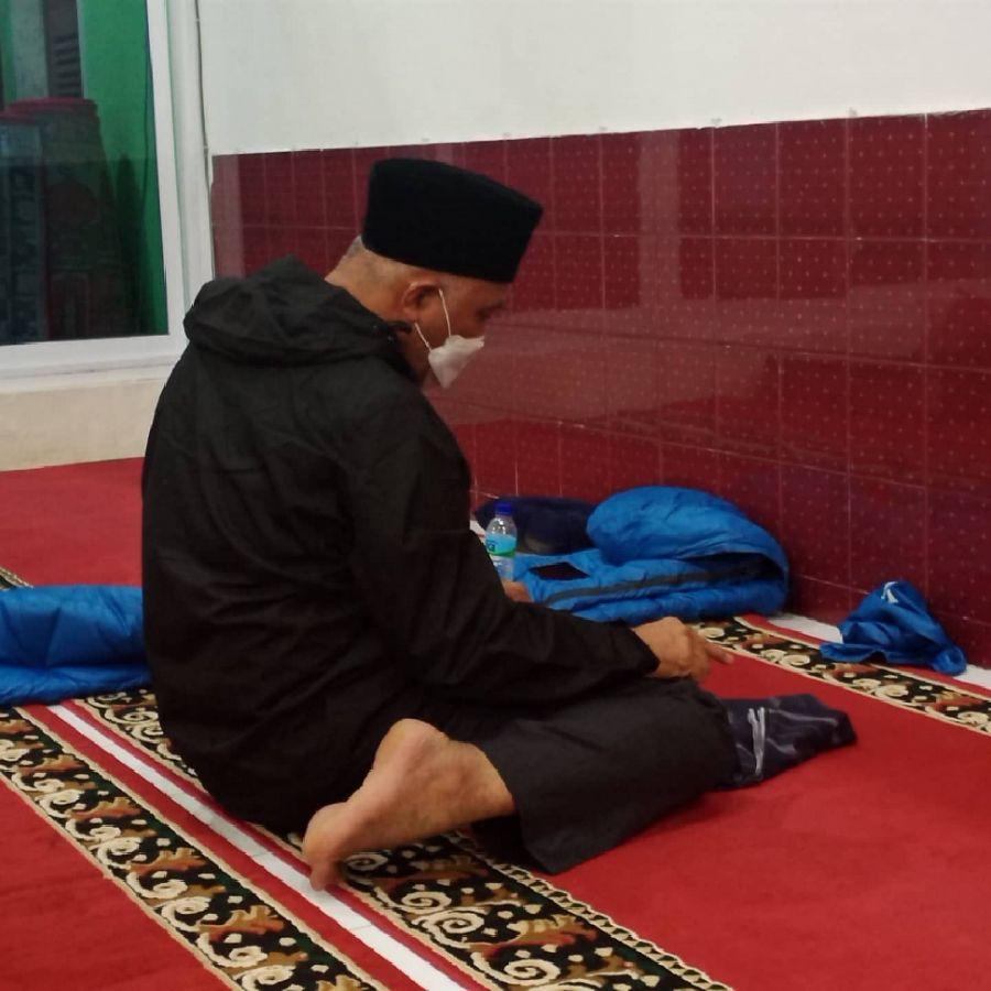 Gubernur Sumbar : Amalan I'tikaf Saat Ramadan yang Dapat Dilakukan Agar Dapat Keberkahan