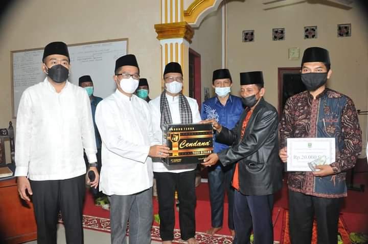 TSR Pemprov Sumbar dan Masyarakat Manggopoh Heningkan Cipta Gugurnya 53 Prajurit KRI Nanggala 402