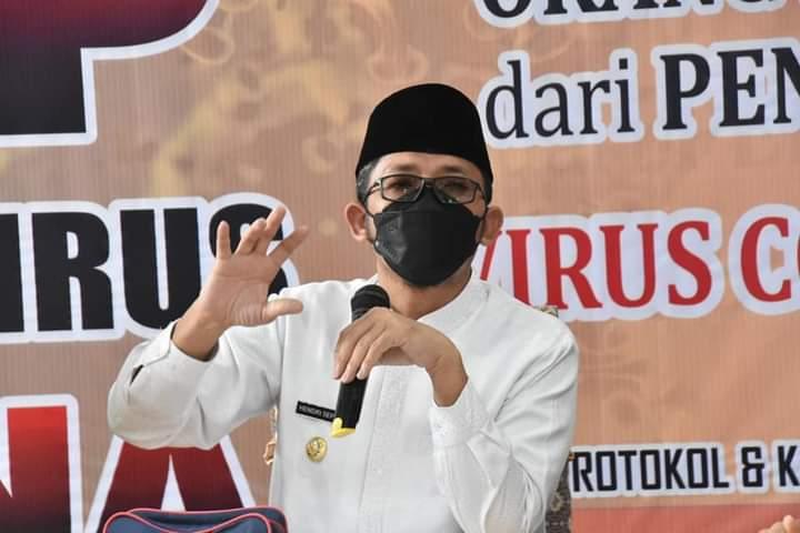 Wako Hendri Septa: Klaster Baru Covid-19 Bukan Pesantren Ramadhan
